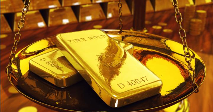 16.05.2018 XAUUSD (GOLD) Золото упало ниже $1300 за тройскую унцию