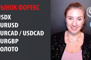 Рынок Форекс — 04.11.19 — 08.11.19 Индекс доллара, Евро Доллар, EURCAD, USDCAD, Евро Фунт и Золото