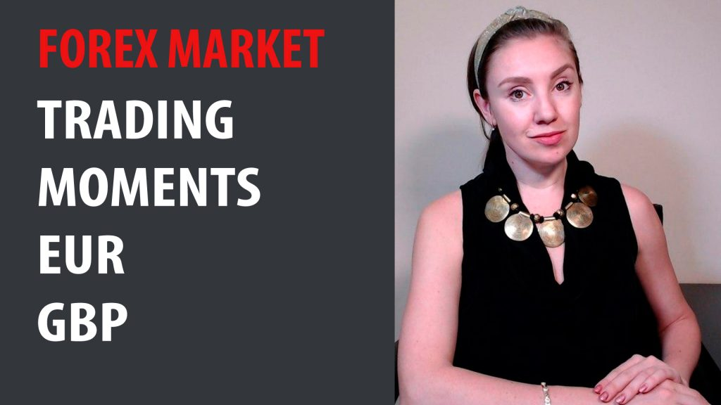 Forex: Trading moments for EUR and GBP