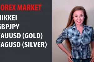 Forex Market 01.06.20 – 05.06.20 Nikkei, GBPJPY, #XAUUSD (gold), #XAGUSD (silver)
