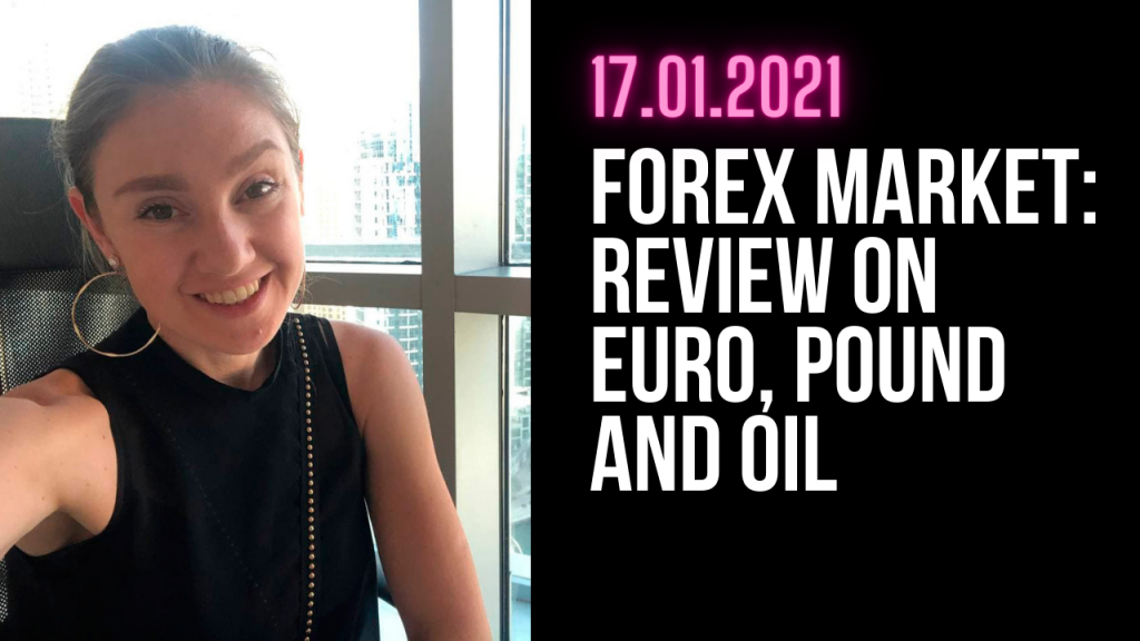 Forex Market: Review on Euro, Pound and Oil