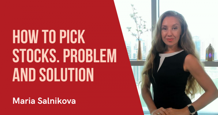 How to Pick Stocks. Problem and solution